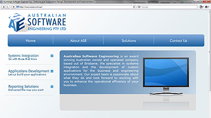 Australian Software Engineering website
